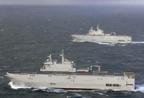 Francë - Anijet luftarake të destinuara për Rusinë i shiten Egjiptit