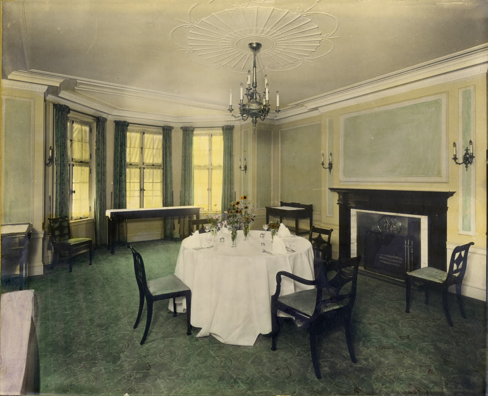 THEN The Breakfast Room