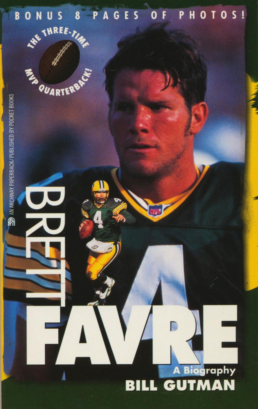 a biography of brett favre written by martin mooney