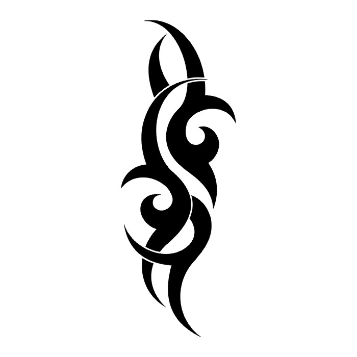 Greats tribal tatoo designs 176 200 tatto lover - Dessin tribal simple ...