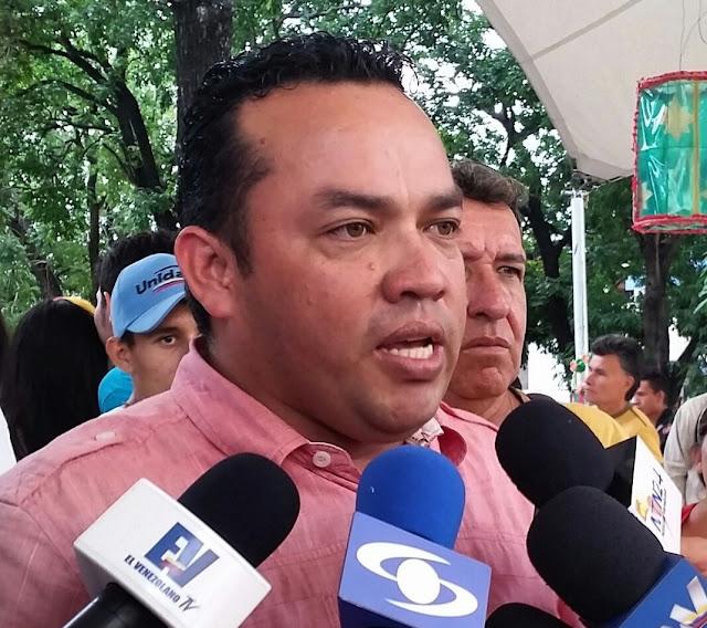 Diputado Franklin Duarte le pide a la FANB unirse al clamor del pueblo de Venezuela #NOTISAN