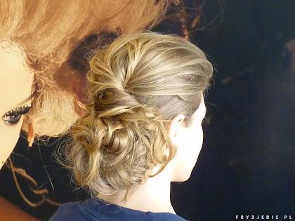 fryzura ślubna 6