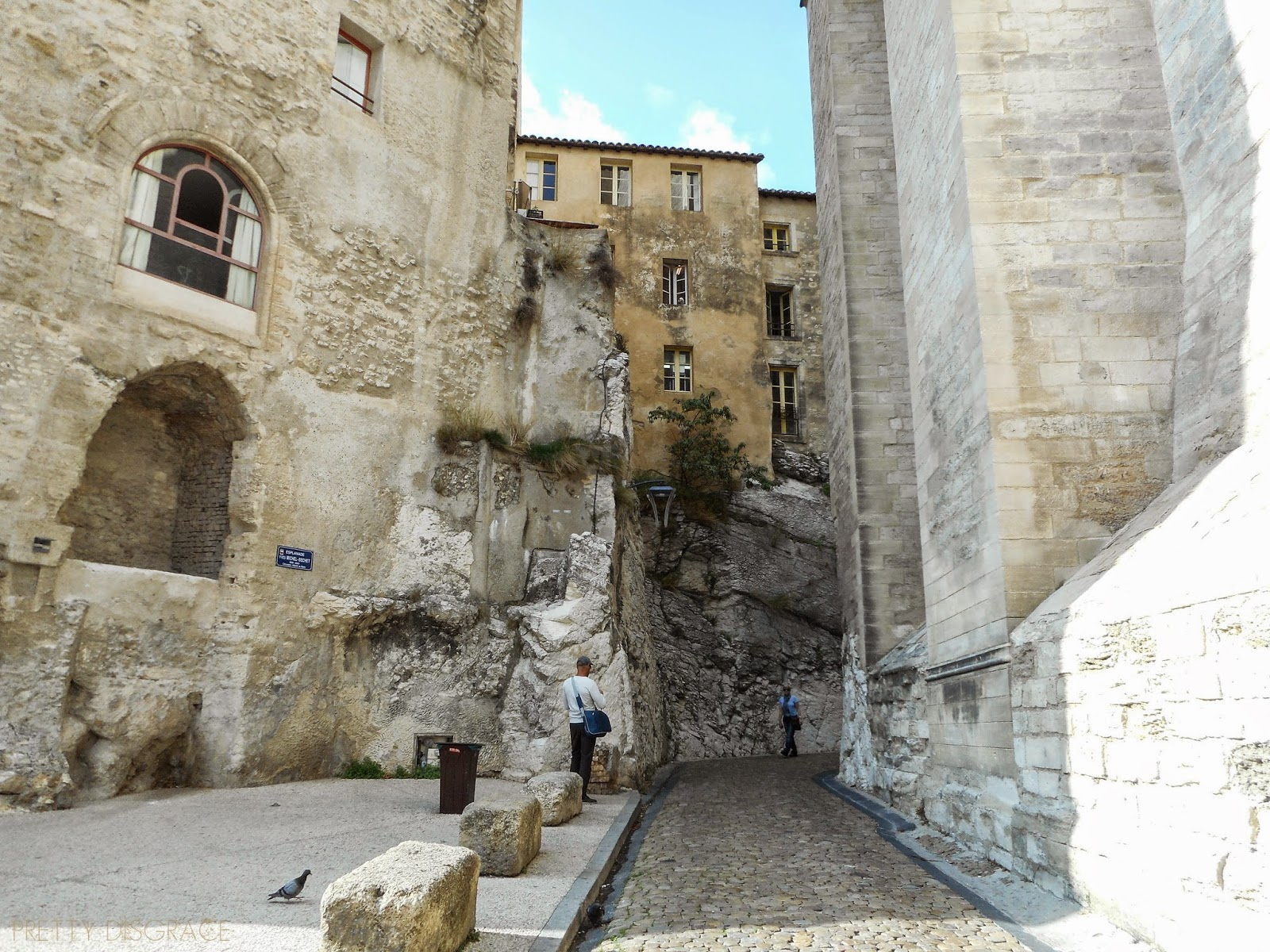 Vlog S L Avignon Intra Muros Pretty Disgrace