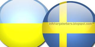 Skor Akhir Cuplikan Gol Ukraina vs Swedia | Selasa 12 Juni 2012 Pagi Tadi