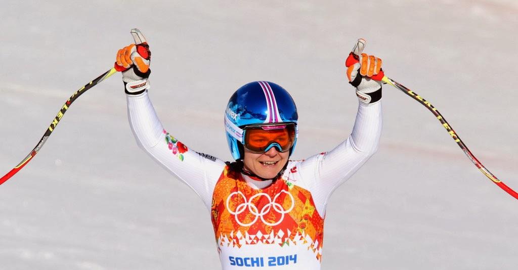 alpesi-síverseny, lesiklás, Miklós Edit, Szocsi, téli olimpiai játékok, téli sportok,