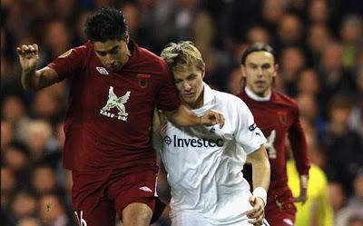 Rubin Kazan 1 - 0 Tottenham (2)