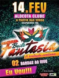 Baile à Fantasia no Aldeota Clube