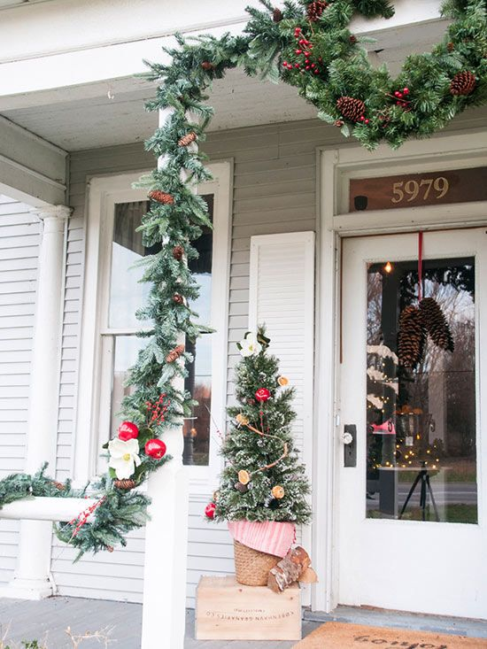 Outdoor Christmas Decorating Ideas Christmas Time