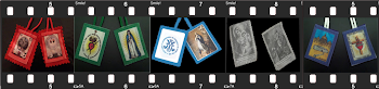 Escapulários que Nossa Senhora pediu para o Vidente Divulgar (de outras Aparições):