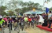 Hyd Bicycle Club women Bicycle Ride-thumbnail-9