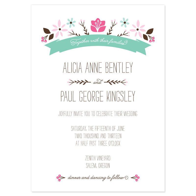 Invitations For Weddings was very inspiring ideas you may choose for invitation ideas