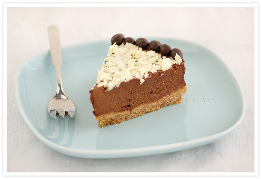 tarta-trufada-chocolate