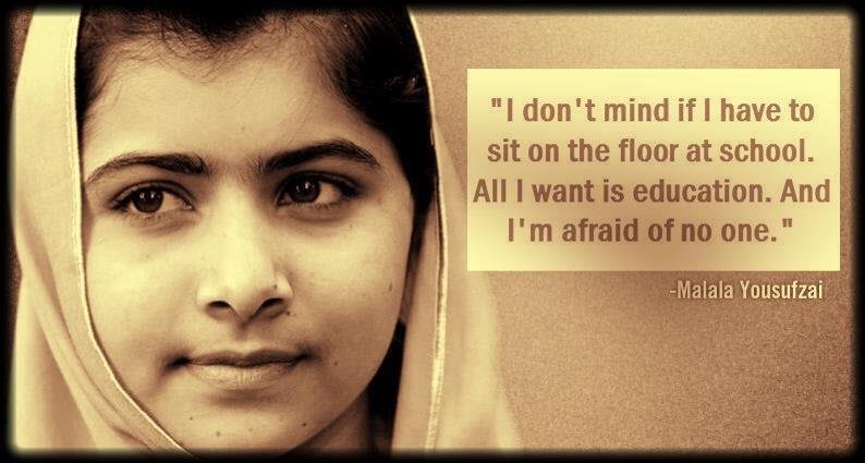 Nigerian girl child and the malala inspiration by emmanuel onwubiko