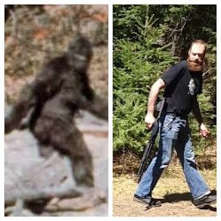 sasquatch sighting in northern minnesota