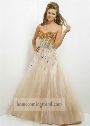 Where to buy prom dresses 2014 for cheap: Affordable Classy Gold ...