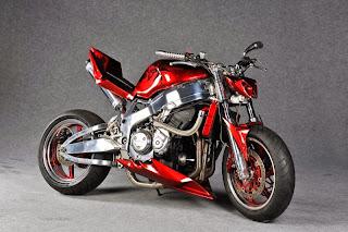 переделанные мотоциклы