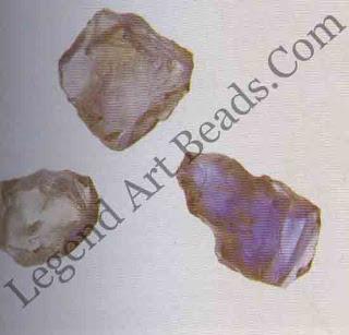 Cleavage masses of cordierite