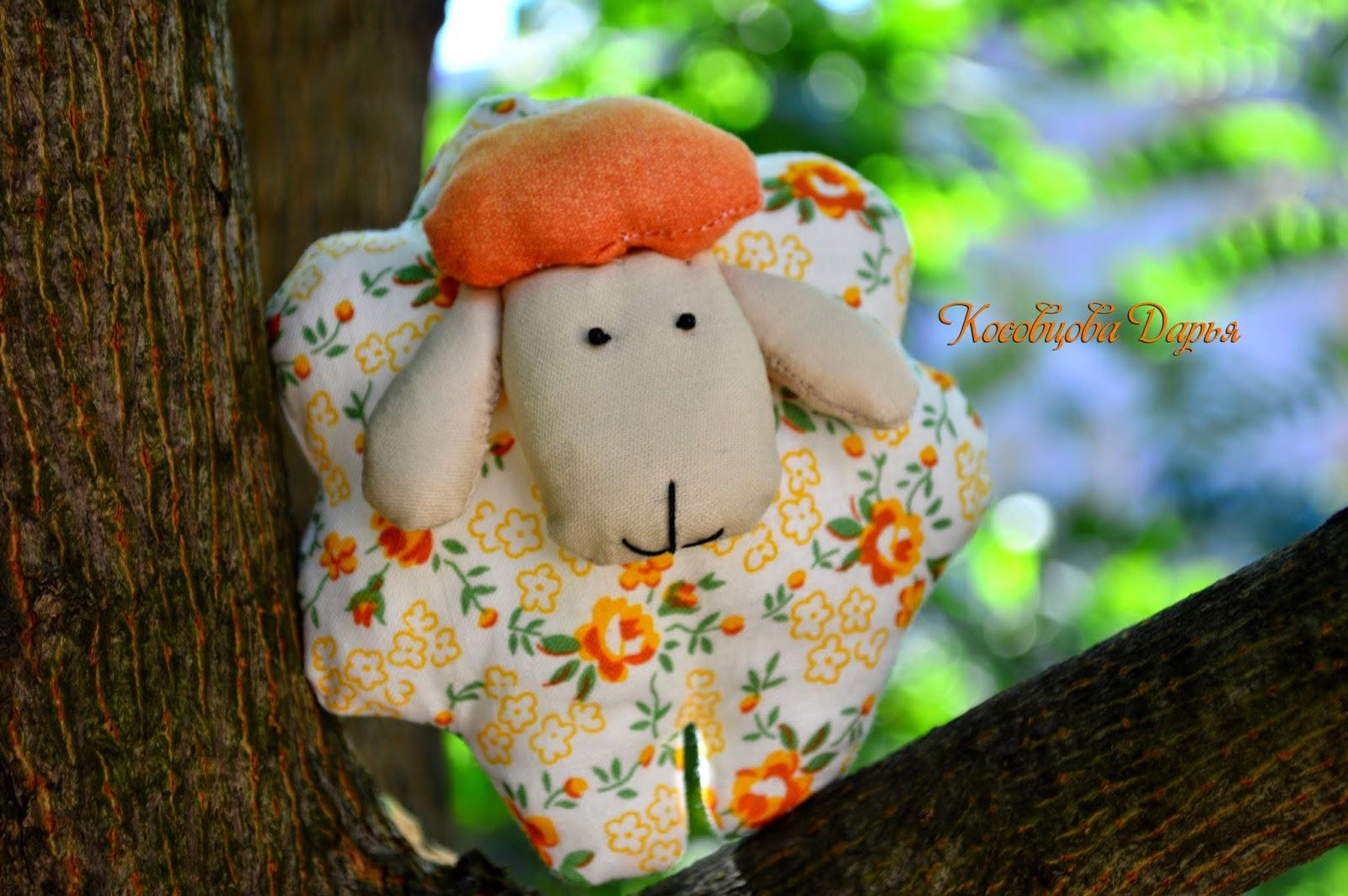 овечка, овцы, овечка игрушка, игрушки купить киев, ручная работа Киев, авторские игрушки,