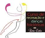 Curso de recreação e danças folclóricas