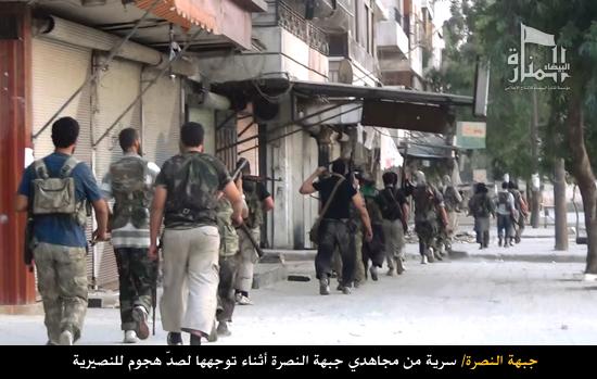 Mujahidin Idlib Berhasil Rebut Sebuah Desa Dekat Hama Utara