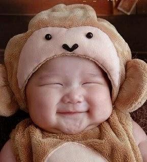 Panjang Umur dengan Senyum