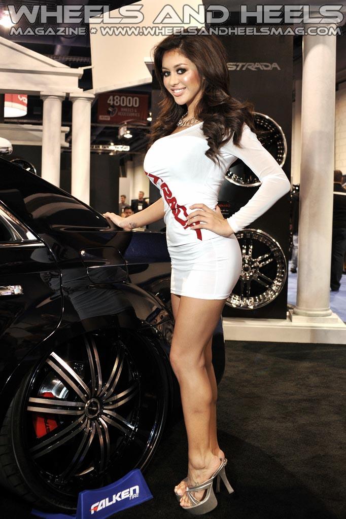 W Amp Hm Wheels And Heels Magazine Joselyn Cano Samantha