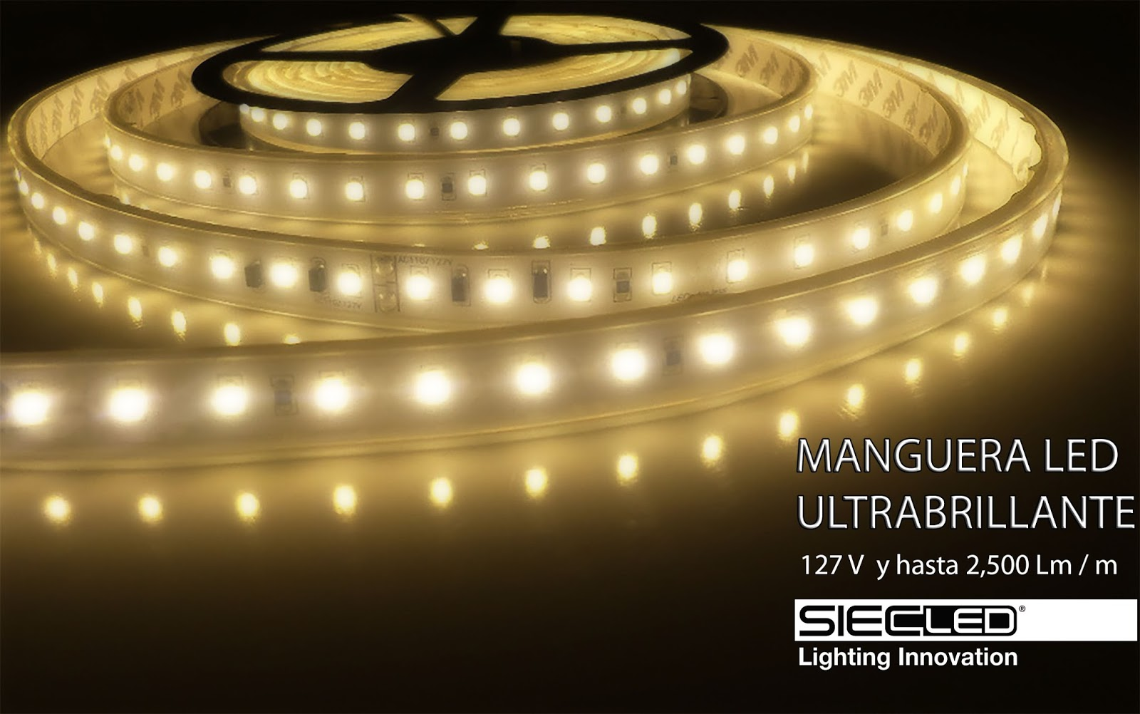 Iluminaci n led mangueras led for Manguera led exterior