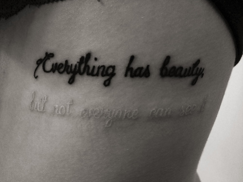 Meaningful Tattoos