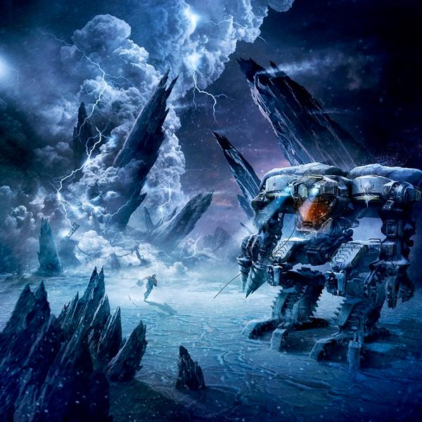 Un espectacular artwork de Lost Planet 3