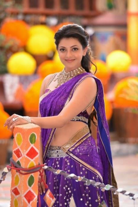 Kajal Agarwal In Ram Leela Movie Stunning Images