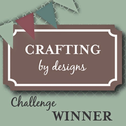 I was spotlighted on Crafting by Designs