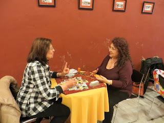 Tarot en Encuentros Esotéricos de Sevilla