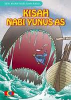 doa nabi yunus, ikan paus, ikan nun, kisah nabi yunus
