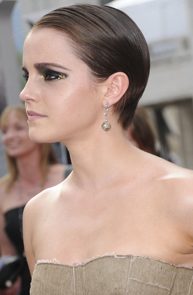 Short Hairstyle Of 2011 Emma Watson Short Hairstyle 2011