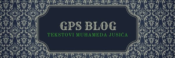 GPS Muhamed Jusic- blog