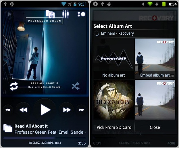 Poweramp Music Player 2.0.10-583 Full Apk for Android