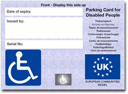 A life coping with ms ms and the disabled label as someone who has ms it will probably come as no surprise to you that i am in possession of the ubiquitous blue badge i applied for it for various reasons maxwellsz