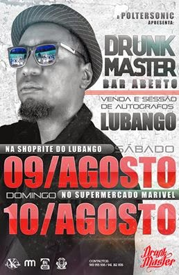 DRUNK MASTER - BAR NO LOBANGO