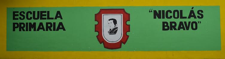 "Escuela Primaria ""Nicolás Bravo"""
