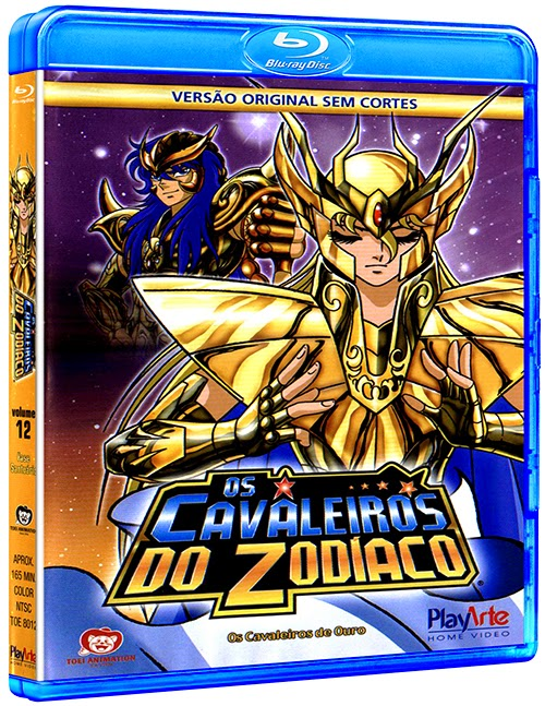 Os Cavaleiros do Zodíaco: Saga de Ouro – Parte 1 (1989) Blu-Ray 1080p Download Torrent Dublado