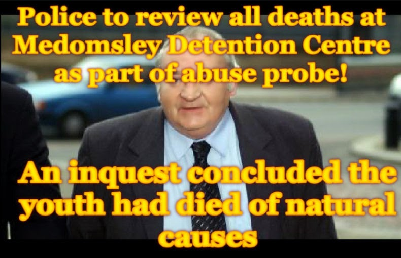 Police to review all deaths at Medomlsey Detention Centre as part of abuse probe