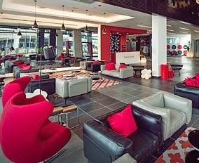 Restaurant Tune Hotel Singapore