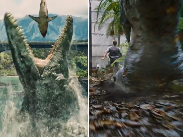 Jurassic World Dinosaurs Wallpapers