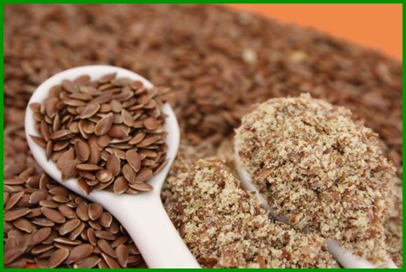 Liječenje tumora pomoću lanenog sjemena