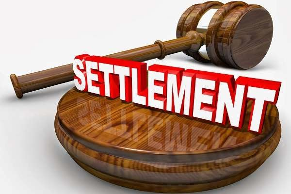 settlement lawsuit