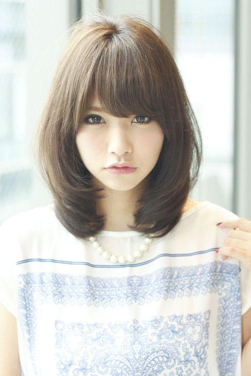 Aquí las mejores imágenes de Peinados de mujeres Japonesas o Coreanas 2016,como fuente de inspiración