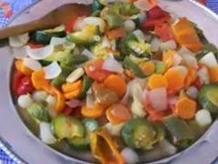 Receta Guiso Saludable de Verduras