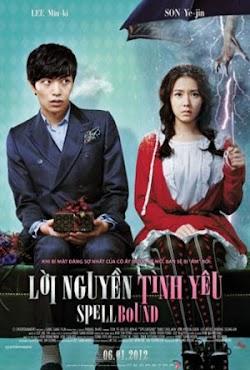Lời Nguyền Tình Yêu - Spellbound (2011) Poster