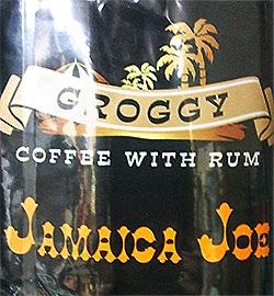 GROGGY JAMAICA JOE ( グロッギー ジャマイカジョー ) のパッケージ画像
