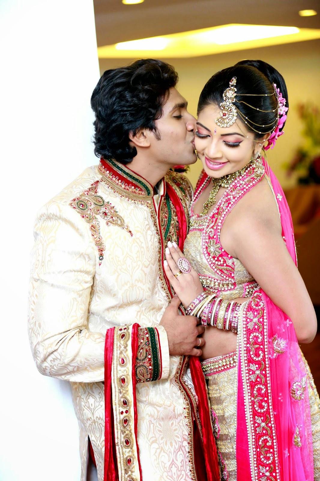 Udari Kaushalya and Sangeeth ENGAGEMENT